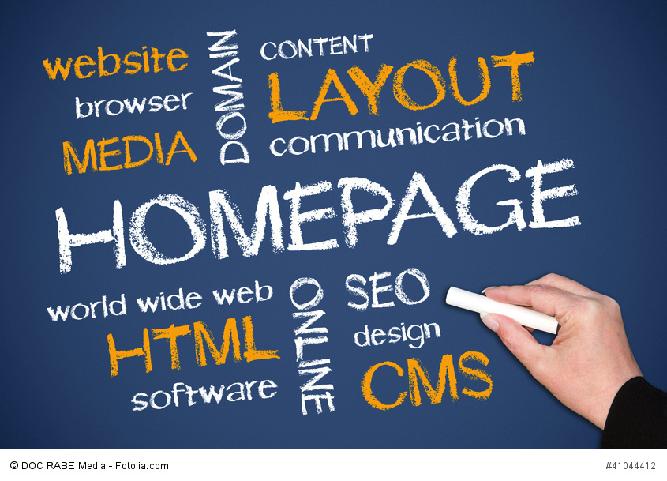 Homepage Erstellung und Webdesign