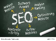 Suchmaschinen Optimierung (SEO)